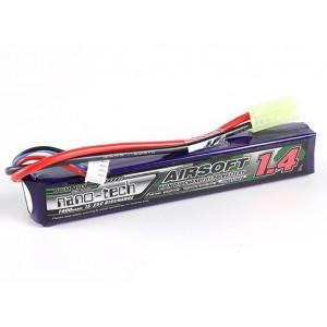 Batteria Lipo 1400 7.4