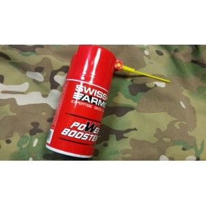 spray lubrificante siliconico Swiss Arms