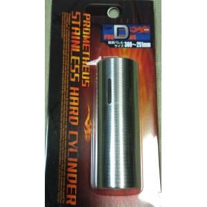 prometheus  cilindro in acciaio per canne 25/30cm