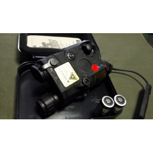 ampeq fma laser+ torcia nero