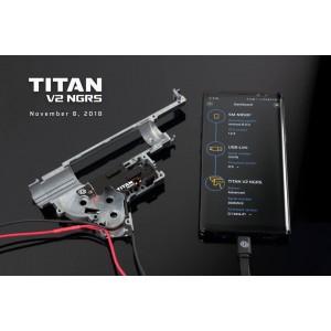 Titan gate ngrs advance