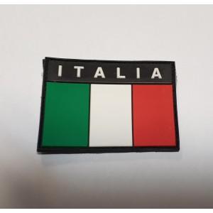 Patch italia gommata