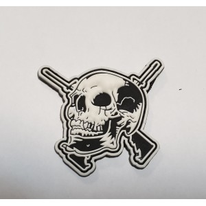Patch skull army